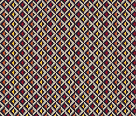 Aztec_Mayn_Inca_Pattern_6 fabric by cveti on Spoonflower - custom fabric