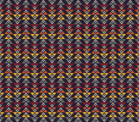 Native_American_Pattern_3 fabric by cveti on Spoonflower - custom fabric