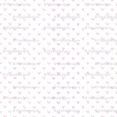 Love Hearts // Pink Lavender