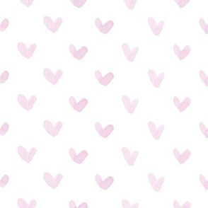 Love Hearts // Pink Lavender