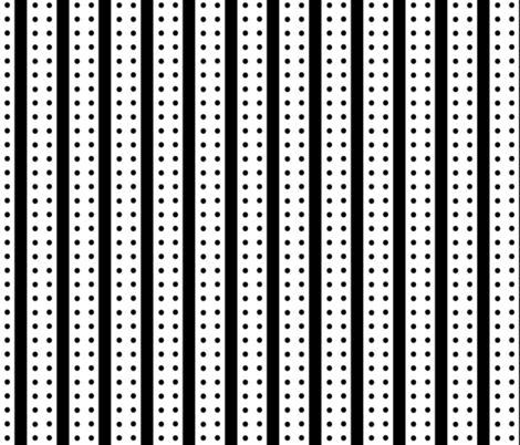 standard_dots_double_barred_vertical_small fabric by blayney-paul on Spoonflower - custom fabric
