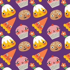 Sweets ~ plum