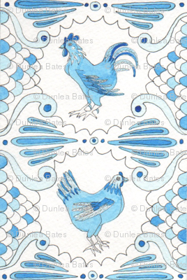 country chicken tile