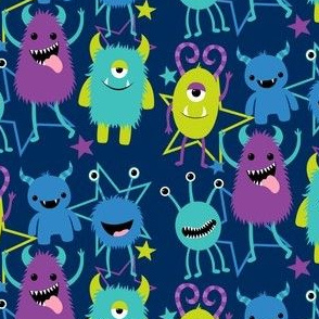 Monsters and Stars