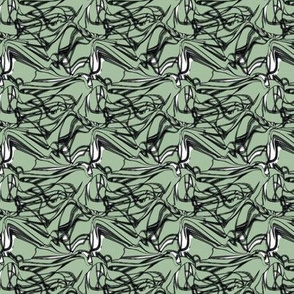 sqirrels in green