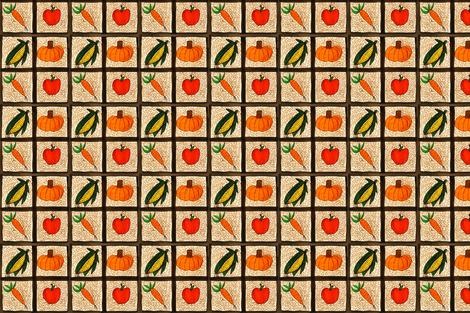 Window farm quilt fabric by elizabethhollis on Spoonflower - custom fabric