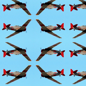 Planes over Port A 3