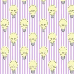 lightbulb stripes