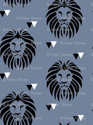 Lions in Steel