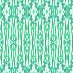 Green Ikat Tribal, Big
