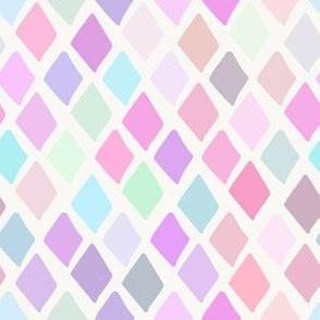 Geometric rhombus