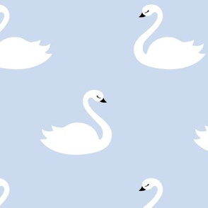 Swan - Light Lilac