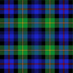 Baillie tartan by Wilson's of Bannockburn, 6""