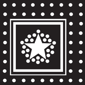 black_double_box_star_dots