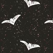 Sparkle Bats | Black
