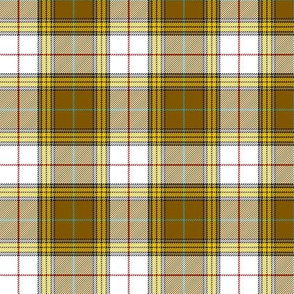 Buchanan square dress tartan, 3""