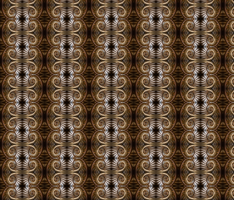 wood_spiral med fabric by enigmaticd on Spoonflower - custom fabric