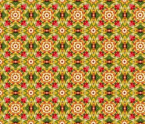 Autumn_Leaves_4 fabric by karwilbedesigns on Spoonflower - custom fabric