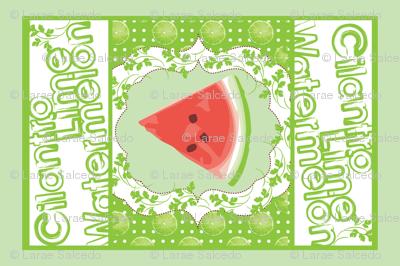 CilantroLimeWatermelon