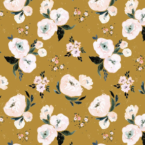 Janice Floral vintage