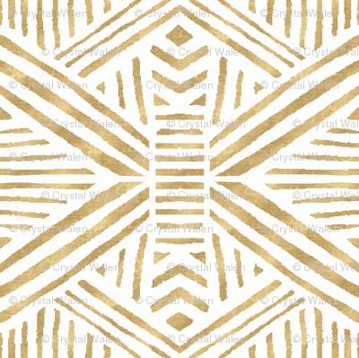 Tribal_Geometric_Gold