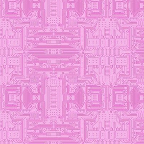 Circuitry - Pink