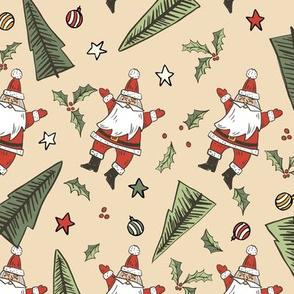 Holly Jolly Christmas - Dancing Santa