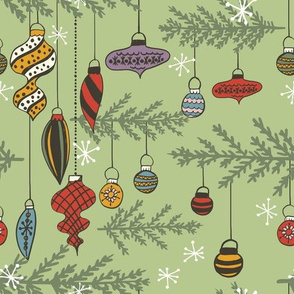Holly Jolly Christmas - Baubles & Boughs