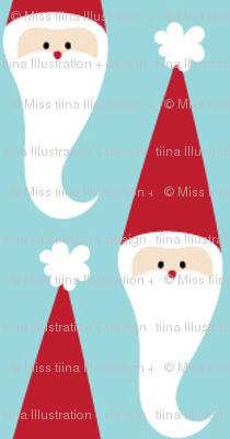 christmas santas small