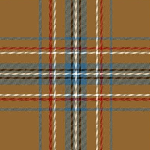 Spencer fashion tartan, 6""