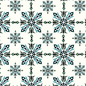Christmas-Moroccan-Pattern