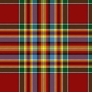 MacIntosh Chief tartan, 6""