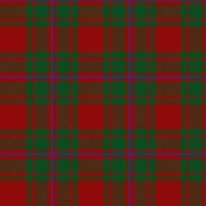 "MacIntosh 'red' tartan #3, 3"""