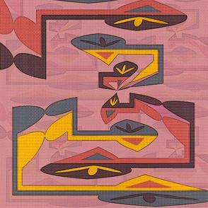 Archival Play (Salmon)