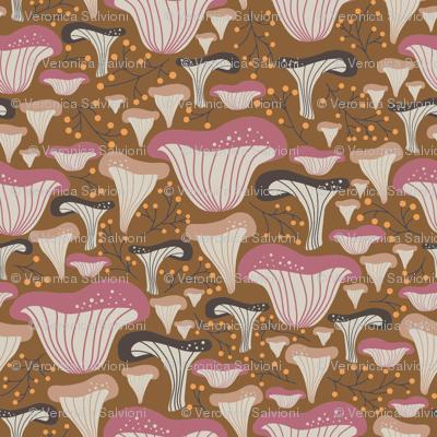 Funky mushrooms