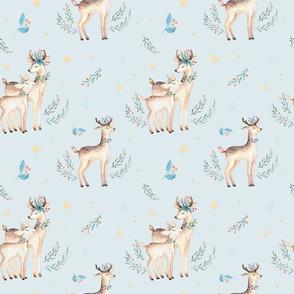 Christmas deer 4