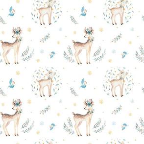 Christmas deer 5