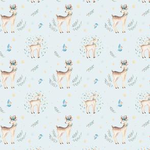 Christmas deer 6