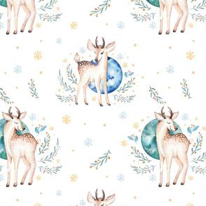Christmas deer 9