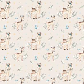 Christmas deer 8