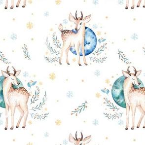 Christmas deer 10
