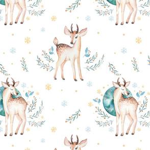 Christmas deer 12