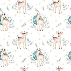Christmas deer 13