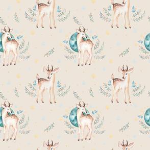 Christmas deer 14