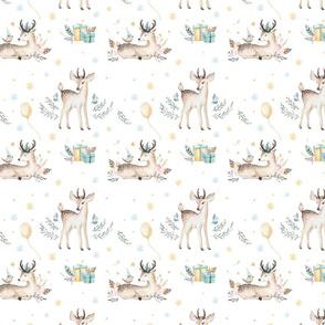 Christmas deer 16