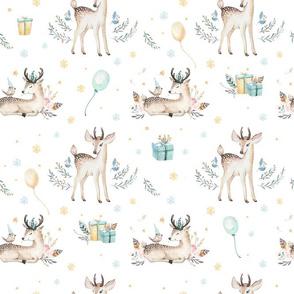 Christmas deer 18