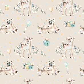 Christmas deer 19