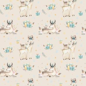 Christmas deer 21