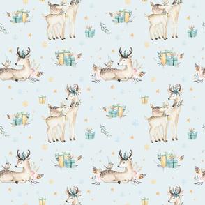 Christmas deer 22