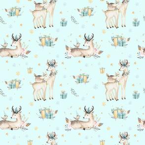 Christmas deer 23